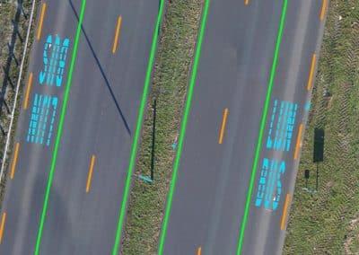 BGT kartering N207 Alphen a/d Rijn