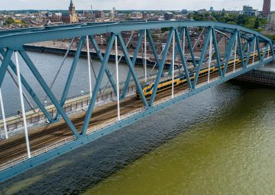 3D inspectie spoorbruggen ProRail